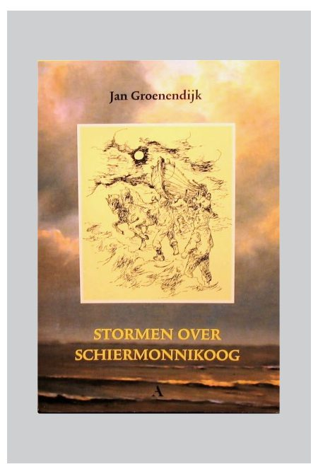 Stormen over Schiermonnikoog